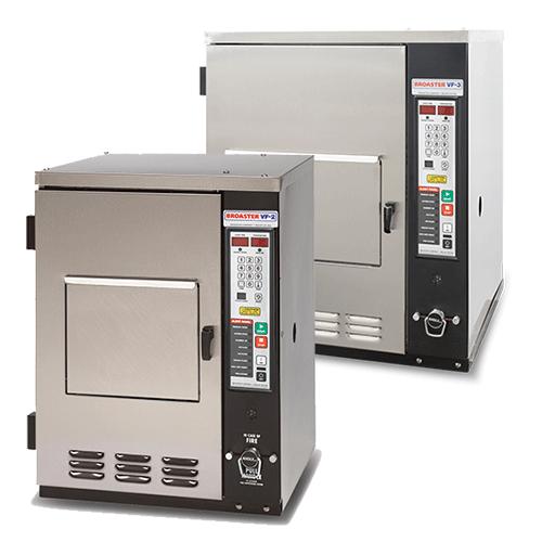 two ventless fryers equipment
