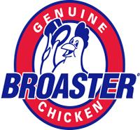 Genuine Broaster Chicken logo