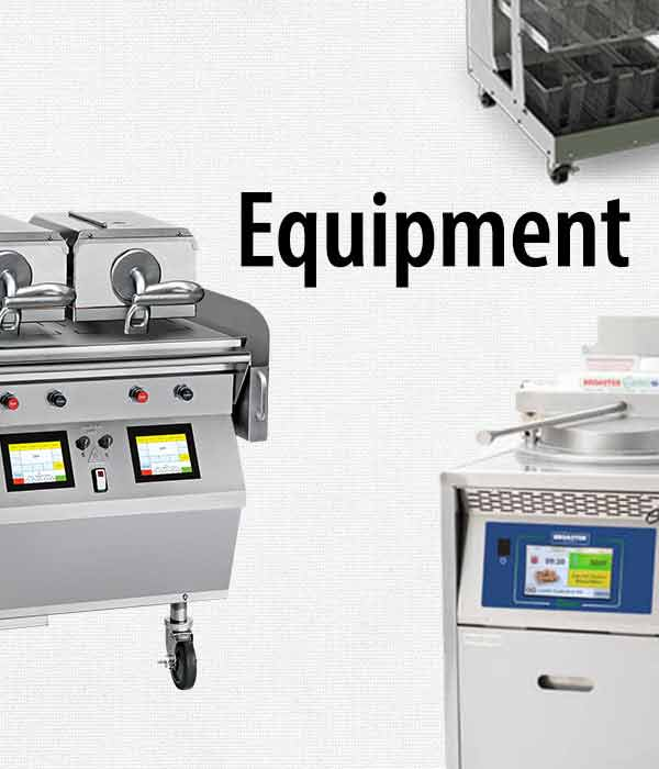 various equipment we sell and link to our equipment