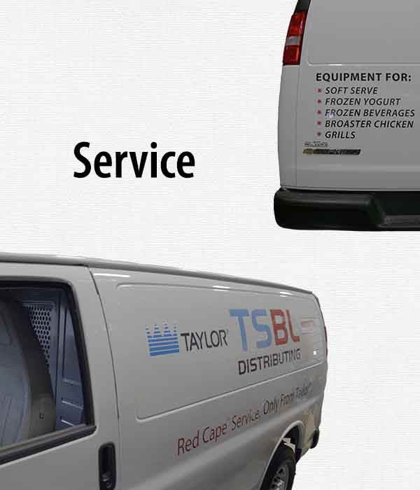 our service vans this is the link to our service department