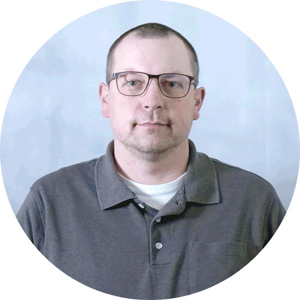 A service department manager Matt