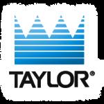 Taylor blue crown logo
