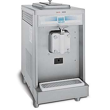 A Taylor 409 soft serve beverage equipment