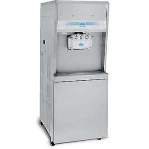 A Taylor 8756 soft serve machine
