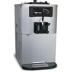 A Taylor C708 soft serve machine