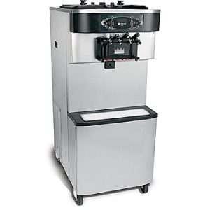 A Taylor C712 soft serve machine