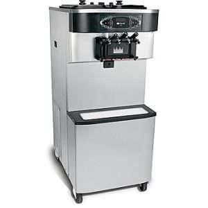 A Taylor C716 soft serve freezer