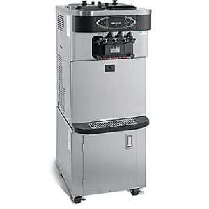 A Taylor C722 soft serve machine